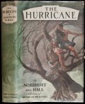 book cover for The Hurricane