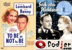 English and German movie posters.