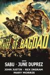 The Thief of Bagdad movie poster 1