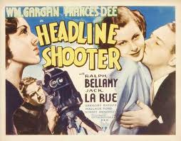 Headline Shooter movie poster 1