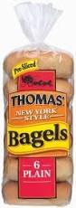 Thomas's bagels