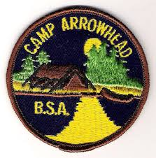 Camp Arrowhead patch