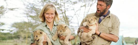 Born Free, Virginia McKenna, Bill Travers